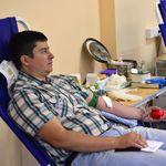 40 доноров сдали 18 литров крови за один час