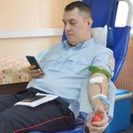 36 литров крови сдали доноры