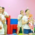 Оздоровительные занятия для детей