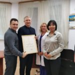 Благодарность от губернатора Московской области Андрея Воробьева получил коллектив ЦГКБ Реутова